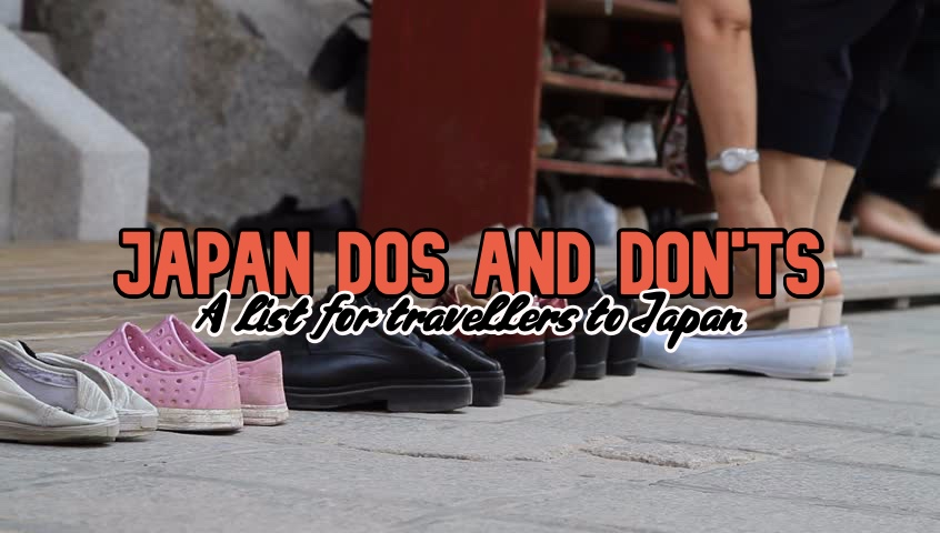 DOs and DON'Ts of Japan: What No-one Talks About