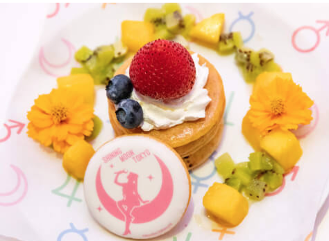 SHINING MOON TOKYO: A Guide to Tokyo's First Permanent Sailor Moon Cafe
