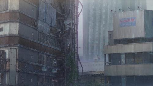 anime version of Yoyogi Kaikan