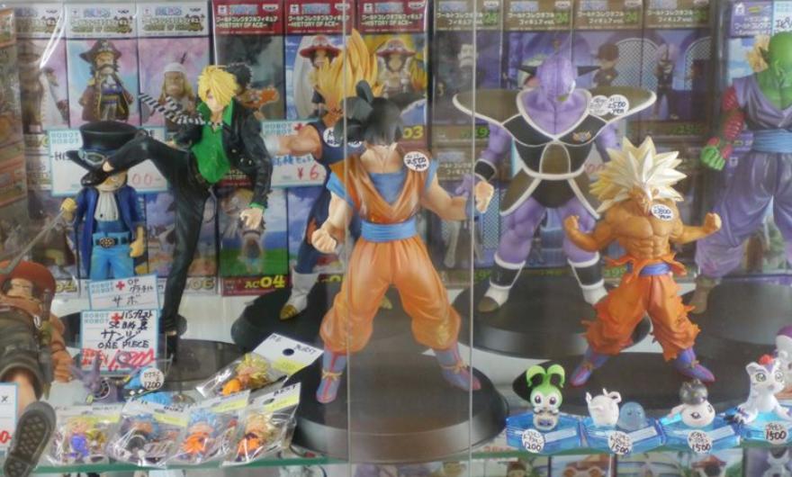 Top 9 Anime Merchandise Shops in Tokyo