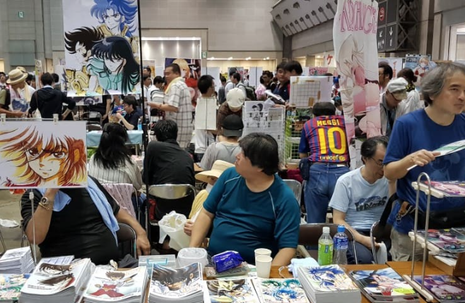 Anime Events in Tokyo You MUST Attend 2020