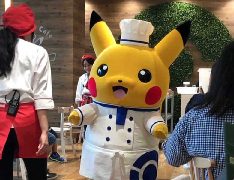 6 Pokemon Themed Things To Do in Tokyo