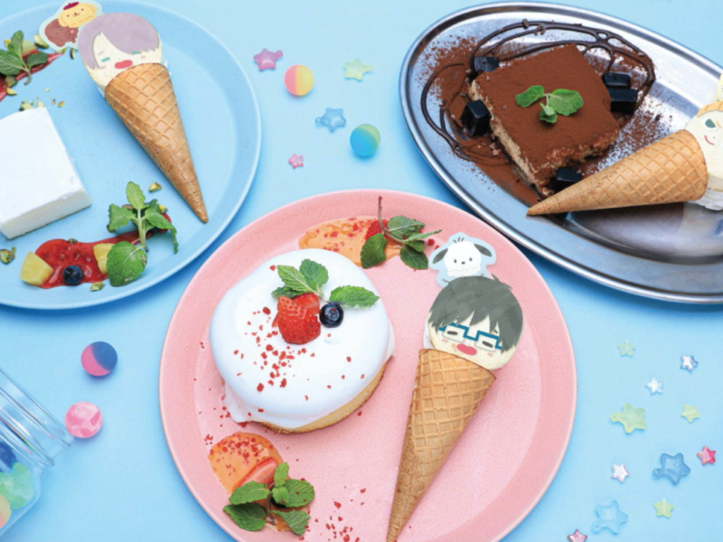 Tokyo's Must-Visit Anime Cafes and Restaurants