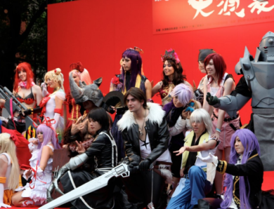 Best 3 Anime Conventions in Tokyo