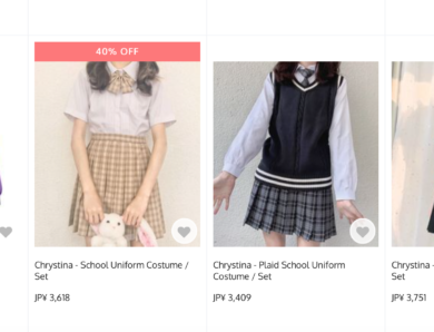 Top 5 Websites For Japanese Fashion