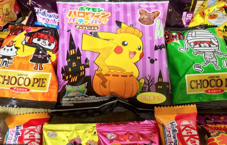 TOP 5 Websites For Buying Japanese Snacks and Candy