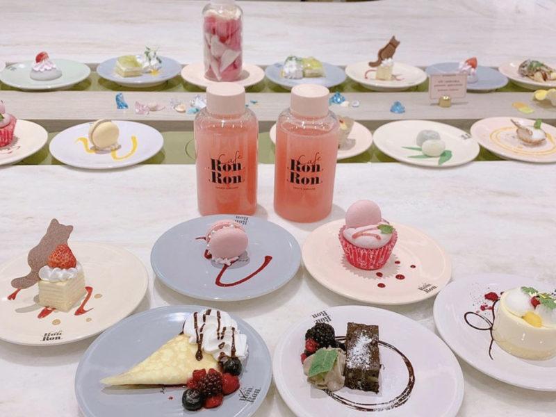 MUST-VISIT Cute Cafes in Harajuku 2021